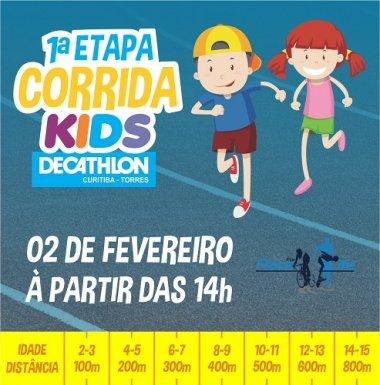 ad46551f9 Corrida Kids Decathlon Torres